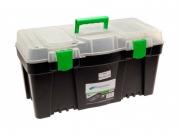 Ящик для инструмента GREENBOX черный №25G