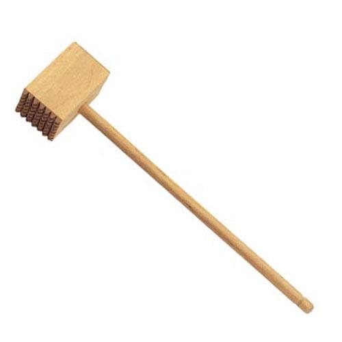 Молоток для мяса деревянный