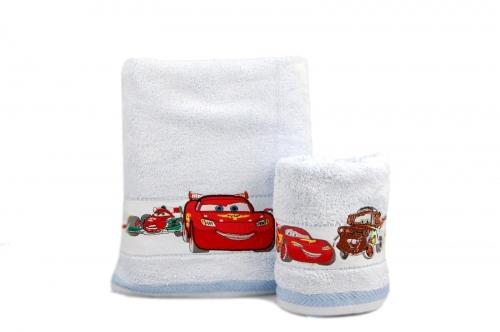 Набор махровых полотенец «Homeline»