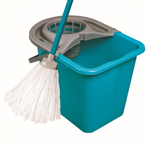 Набор для уборки МОП СЕТ 14л (Ведро МОП14л, кий, мочалка)