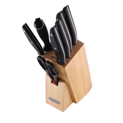 Набор ножей FESTIVAL на деревянной подставке