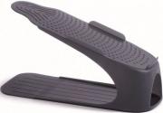 Набор подставок для обуви SPACYSHOE, 38-45, 4шт антрацит