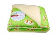 Одеяло «Homeline» меховое