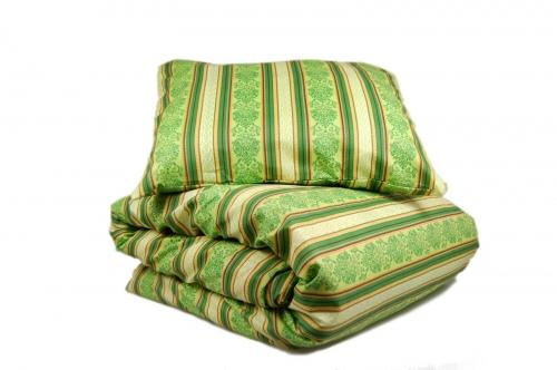Односпальный комплект постельного белья эконом «Барокко»