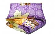 Односпальный комплект постельного белья эконом «Клен»