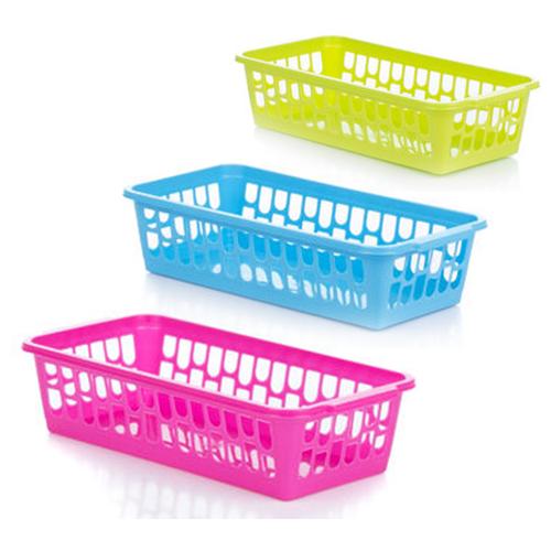 Пластиковая Корзина Baskets универсальная 5