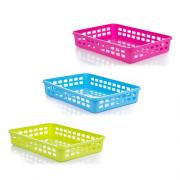 Пластиковая Корзина Baskets универсальная А4