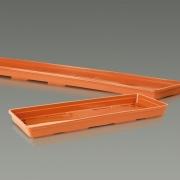 Подставка под балконный ящик АГРО 100см