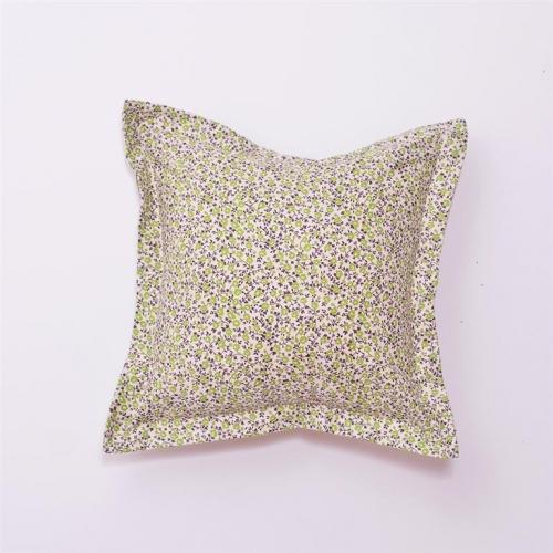 Подушка декоративная Квіти-Олива