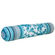 Подушка декоративная валик Allure blue