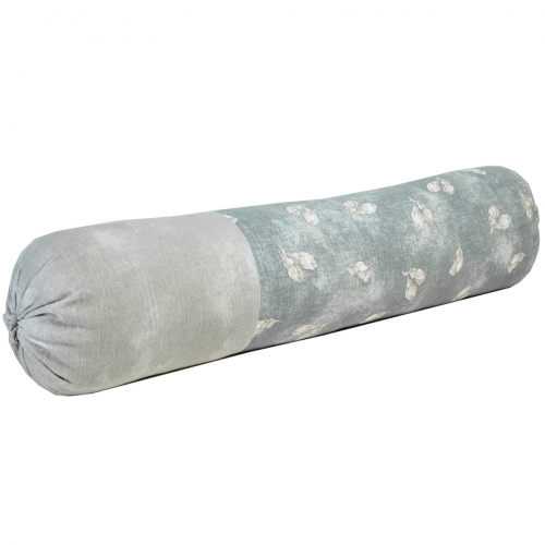 Подушка декоративная валик Allure Бутоны