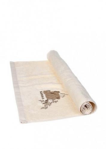 Полотенце махровое Сауна