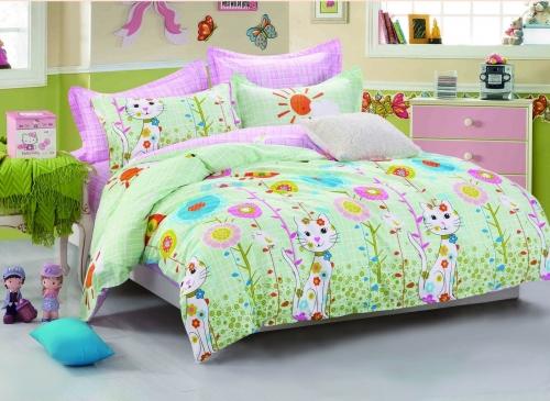 Полуторный комплект постельного белья «ЧАРІВНА КАЗКА»
