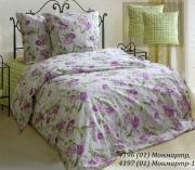 Полуторный комплект постельного белья Бязь «Монмартр»