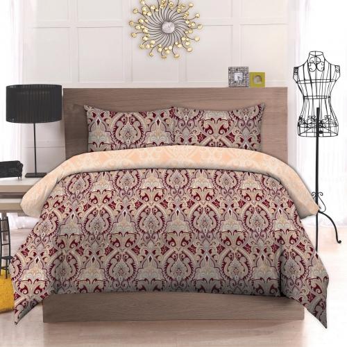 Полуторный комплект постельного белья Бязь премиум «Султан»