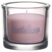 Свеча в стекле 80/92 Пастель розовый 880304