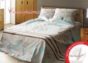 Семейный комплект постельного белья Бязь «Сеньйорита»