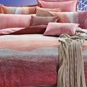 Семейный комплект постельного белья Сатин «Натали»