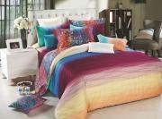 Семейный комплект постельного белья Сатин «Таленто»