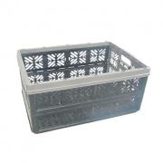 Складной ящик хозяйственный  32л серый 0224.3