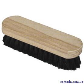 Щетка для обуви деревянная