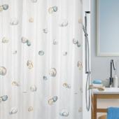 Шторка для ванной текстильная Spirella ESCARGOT
