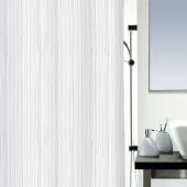 Шторка для ванной текстильная Spirella RAYA