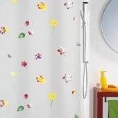 Шторка для ванной виниловая Spirella ALOHA