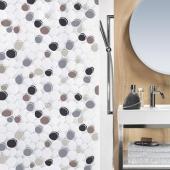 Шторка для ванной виниловая Spirella DIDO