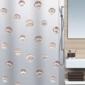 Шторка для ванной виниловая Spirella SHELL