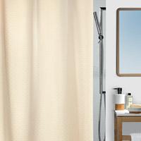 Шторка для ванной текстильная Spirella RICCO
