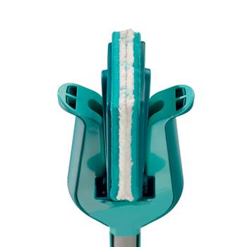 Швабра для пола с отжимом Leifheit Picobello 33 см. Micro Duo