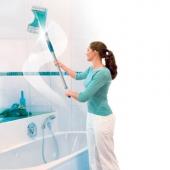 Швабра для ванной Leifheit FlexiPad Evo