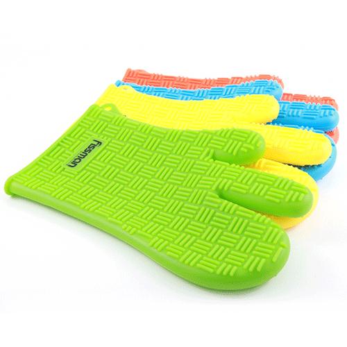 Силиконовая рукавица