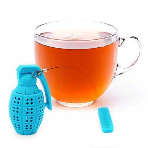 Ситечко для заваривания чая Граната