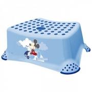 Ступень-лавочка Mickey голубой 1949.1