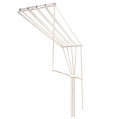 Сушилка потолочная для белья 1.80м 5 веревок 92109