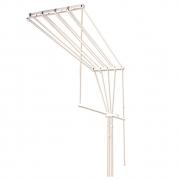 Сушилка потолочная для белья 1.60м 5 веревок 92107