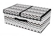 Короб складной Zigzag с двумя крышками