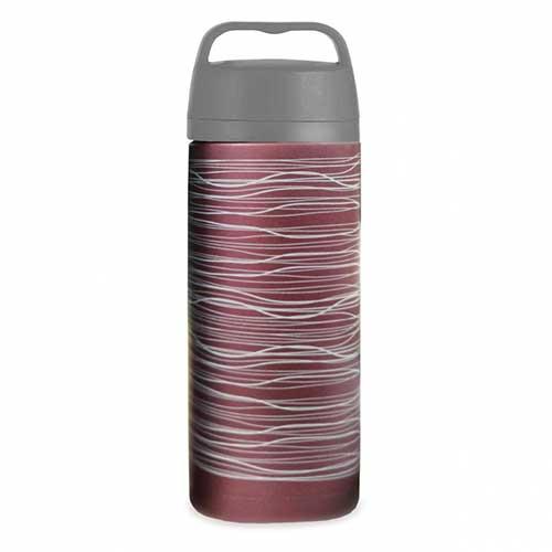 Термос - кухоль красный 350 мл