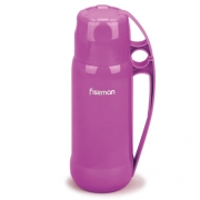 Термос 600 мл фиолетовый