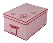 """Короб для хранения """"Хризантема"""", 50x40x25 см"""