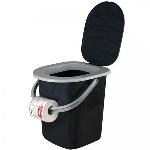 Ведро-туалет 22л 1306