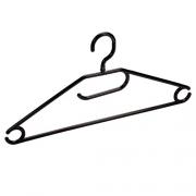 Вешалка для одежды вращающаяся, 10шт (экономик)