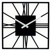 Настенные Часы Glozis New York Black
