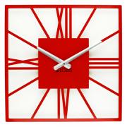 Настенные Часы Glozis New York Red