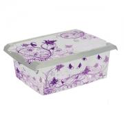 Ящик для хранения  Puple Romance 10л