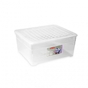 Ящик для хранения 18л TEXTILE BOX