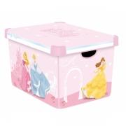 Ящик для хранения 23л Deco`s Princess