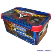 Ящик для хранения 6л Deco`s CARS